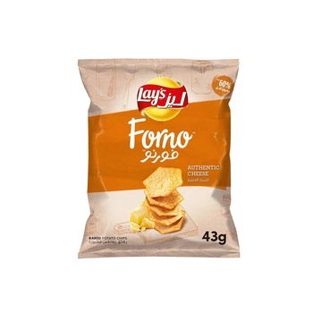 Lays Forno (Baked) Authentic Cheese 43g
