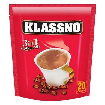 Klassno 3In1 Coffee Mix (20S)