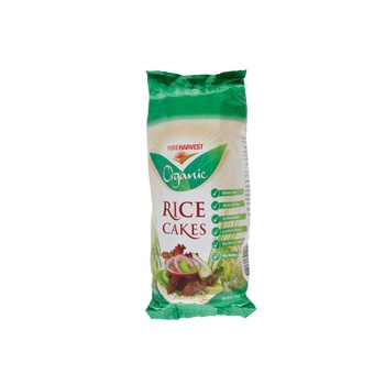 Pure Harvest Rice Cakes Organic 150g