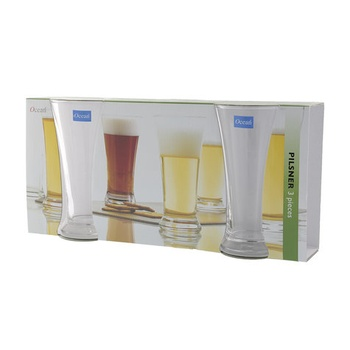 Ocean Pilsner 10Oz Tumbler 3Pc Set