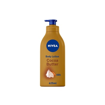 NIVEA Body Care Body Lotion Cocoa Butter Dry Skin 625ml