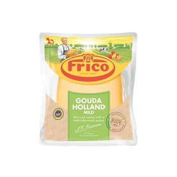 Frico Gouda Plain Cut Mild Cheese 295g