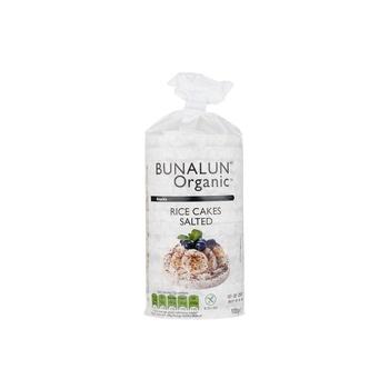 Bunalun Organic Rice Cakes 100g