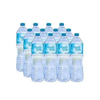 Aqua De Fonte Bottled Water 500Ml Pack Of 12