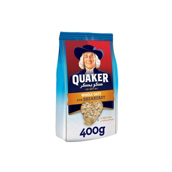 Quaker Whole Oats 400g