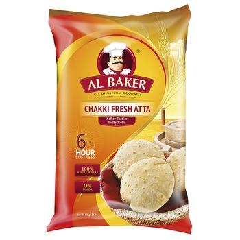 Al Baker Chakki Fresh Atta 11kg
