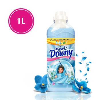 Downy Valley Dew Concentrate Fabric Softener 1 ltr