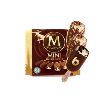 Magnum Mini Cls Alm 60Ml 6 Pack