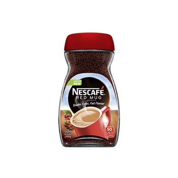 Nescafe Red Mug Soluble Coffee 100g