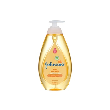 Johnson's Baby Gold Shampoo 750ml