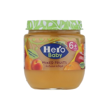 Hero Baby Food Mixed Fruit 130g
