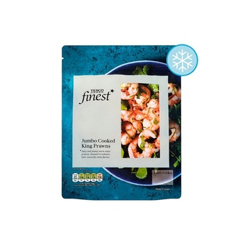 Tesco Finest Jumbo Cooked K/Prawn225G
