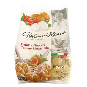 Rana Gnocchi Tomato Mozzarella Cheese
