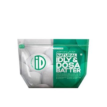 iD Natural Idly & Dosa Batter 1kg