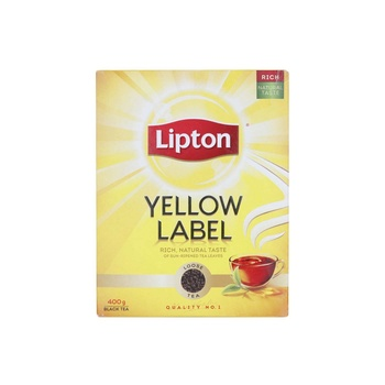 Lipton Yellow Label Tea Bags 400g