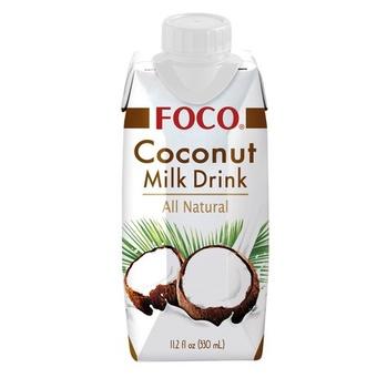 Foco UHT Coconut Milk Drink 330ml