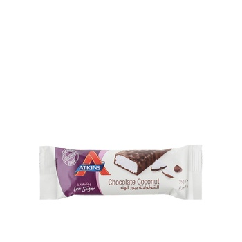 Atkins Endulge Chocolate Coconut Bar 35g