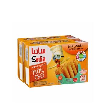 Sadia Ckn Breadad Fries 2X400g