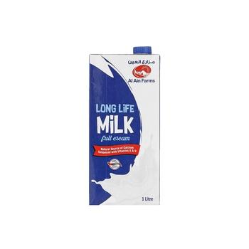 Al Ain Long Life Milk Full Cream