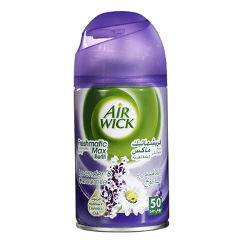 Air Wick Freshmatic Max Refill Air Freshener Lavender & Camomile 250g