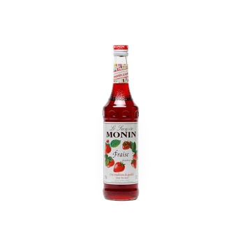 Monin Strawberry Syrup 700ml