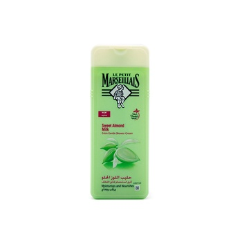 Le Petit Marseillais Sweet Almond Extra Gentle Shower Gel 400ml