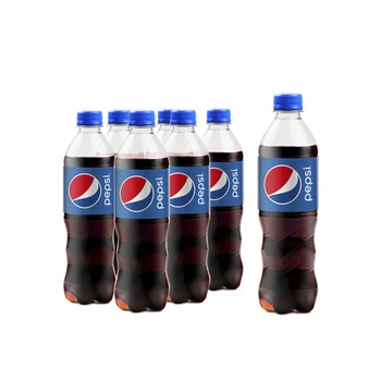 Pepsi Cola Drink 6 x 500ml