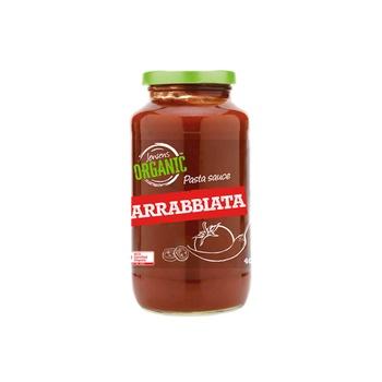 Jensens Organic Arrabbiata Pasta Sauce 400g