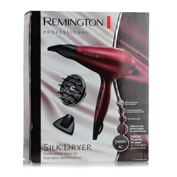 Remington Silk Ceramic Hair Dryer 2400W - REAC9096