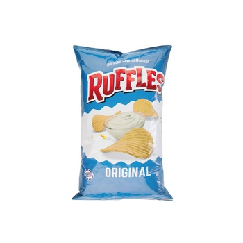 Ruffles Regular Potato Chips 420g