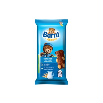 Lu Barni With Milk 30g