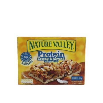 Nature Valley Protein Bar Coconut Almond 4X40g