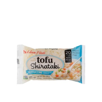 Tofu Shirataki Fettuchini Shape  8 Oz