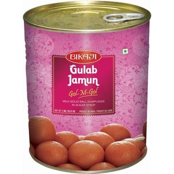Bikaji Gulab Jamun Gol M Gol 1250g