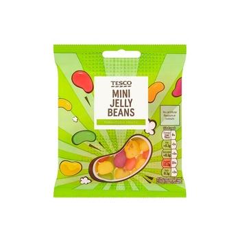 Tesco Mini Jelly Beans 85g
