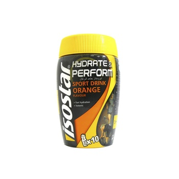 Isostar Sports Drinks Powder Orange 400g