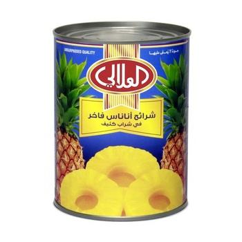 Al Alali Choice Pineapple Slices 567g