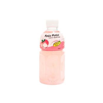 Mogu Mogu Nata de Coco with Lychee Juice 320ml