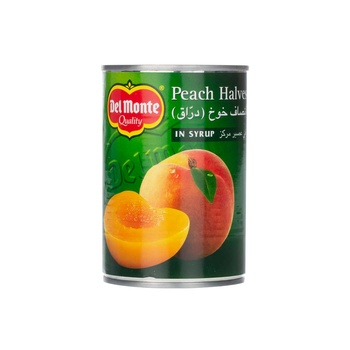 Del Monte Peach Halves 420gm