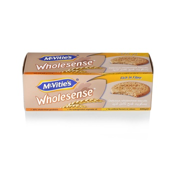 Mcvities Digestive Whole Sense 400g