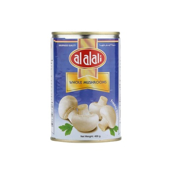 Al Alali Mushrooms Whole 400g