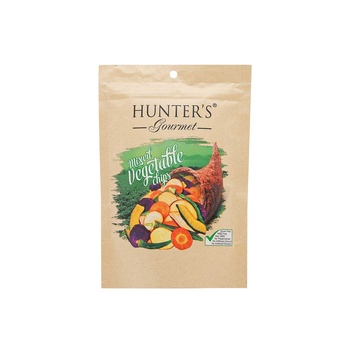 Hunter's Gourmet Mixed Veg Chips 75g