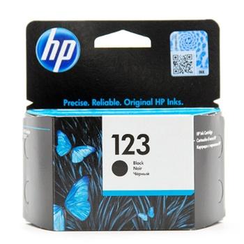 HP Ink Cartridge 123 Black F6V16AE