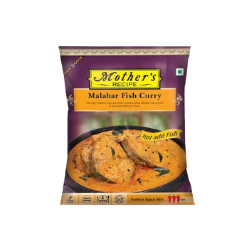 Mothers Recipe Ready To Cook Malabar Fish Curry 100g