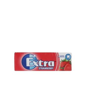 Wrigleys Extra Pellet Strawberry 14g