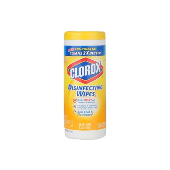 Clorox Disinfecting Wipes Citrus Blend Scent 35 Wipes