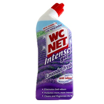 Wc Net Intense Gel Lavender Fresh 750ml