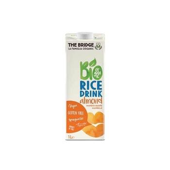 The Bridge Bio Almond Drink 1000 ml