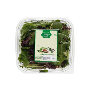 Goodness Foods Baby Mesclun 100g Pack