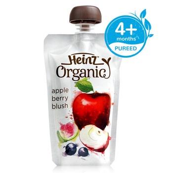 Heinz Original Apple Berry Pouch 120g